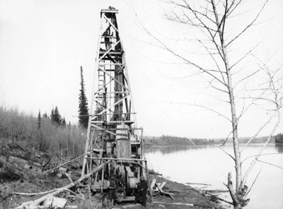 Drilled in 1894. Completed in 2021 Codeco-Vanoco